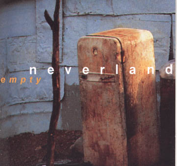 CD-Cover 'Empty'